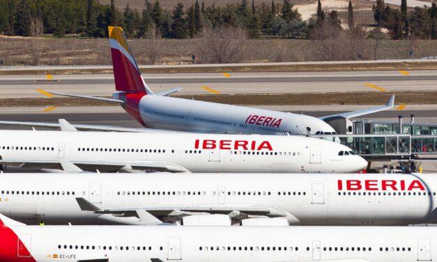 Iberia se plantea hacer otro ERE
