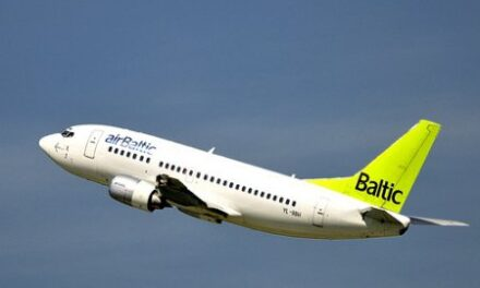 iPads con airBaltic