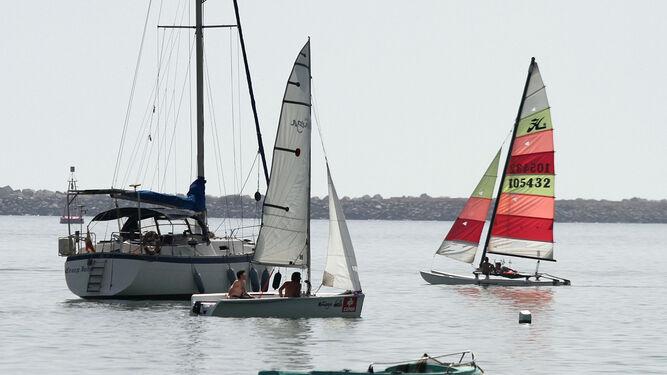 Kayak a vela, la tendencia del verano
