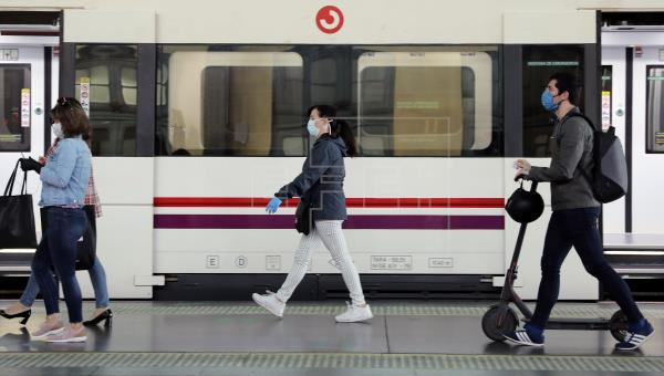 La agencia de noticias EFE también tiene presencia en el mundo del transporte