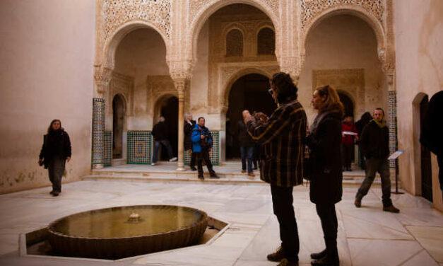 La Alhambra, monumento preferido por los viajeros europeos