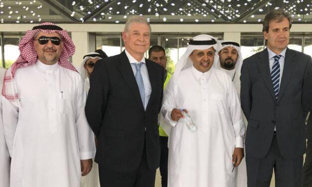 La construcción del AVE entre La Meca y Medina comenzará este mismo año