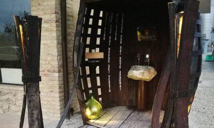 La fuente de vino gratis