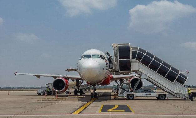 La gente prefiere los vuelos low cost