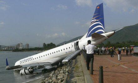 La mayor escala de avión de la historia