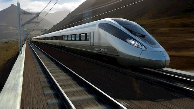 La muy alta velocidad de Bombardier