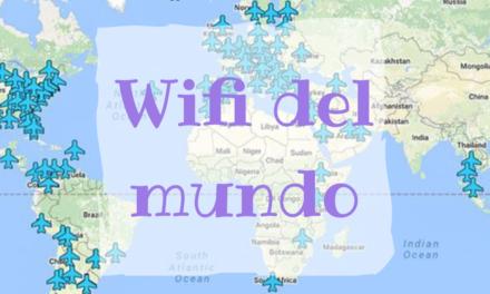 Las claves Wi-Fi de todos los aeropuertos