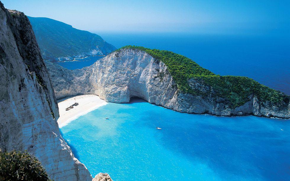 Las mejores calas del Mediterráneo español