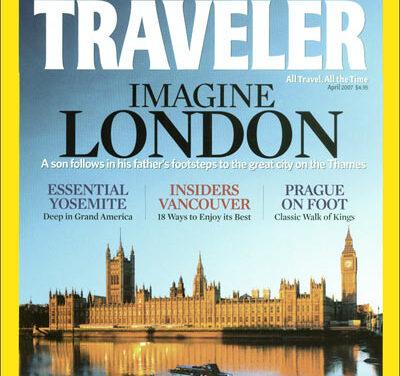 Las mejores revistas de viajes