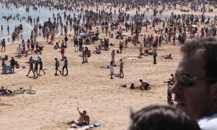 Las playas asturianas se adaptan al cambio climático