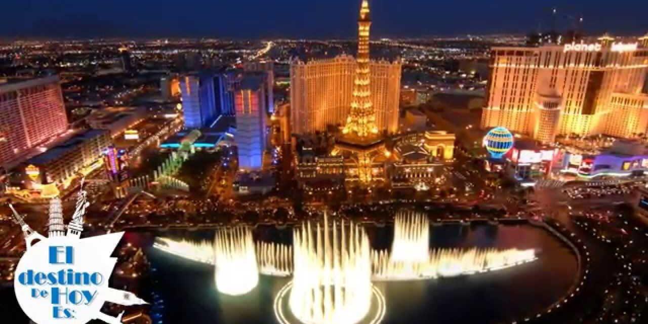 Las Vegas, Ciudad del Pecado
