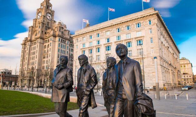 Liverpool, para los amantes de los Beatles
