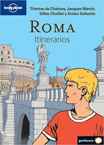 Lonely Planet: Roma Itinerarios