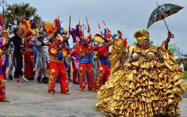 Los 3 mejores carnavales internacionales