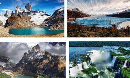 Los paisajes más bonitos de Argentina