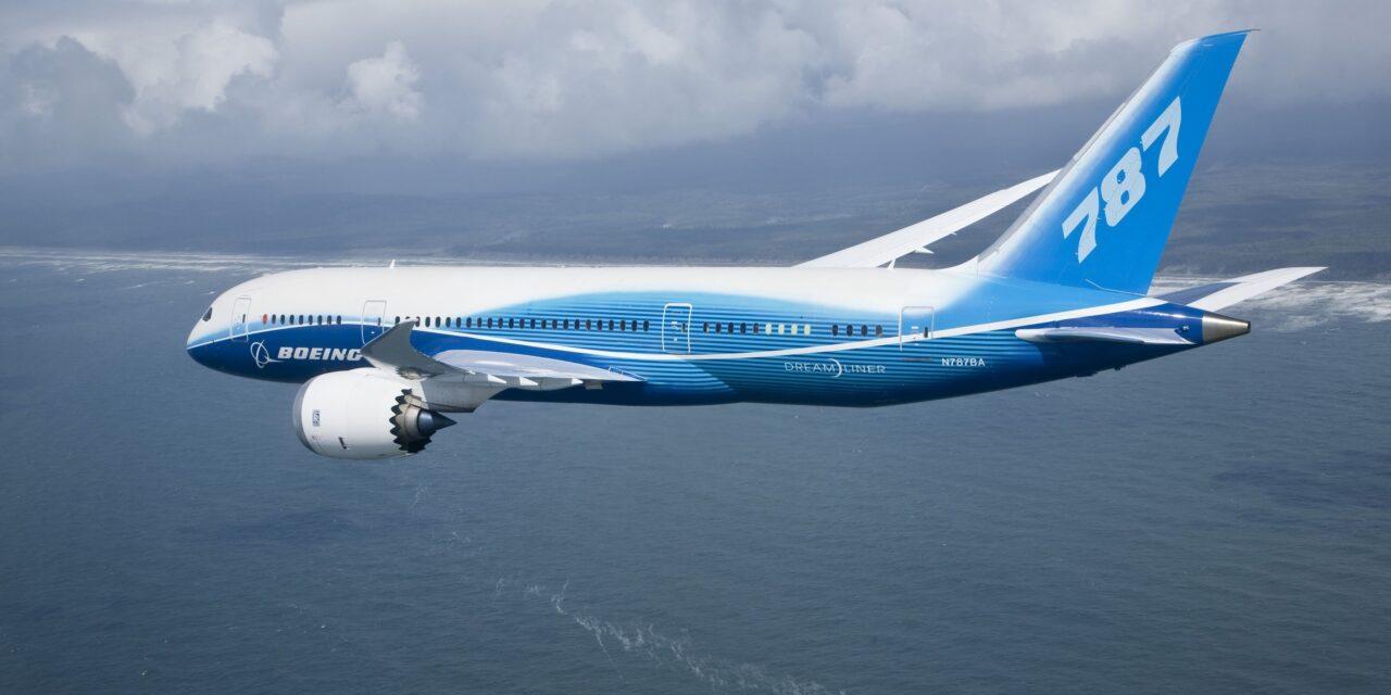 Los problemas del Boeing 787 Dreamliner