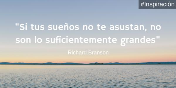Los sueños de Richard Branson