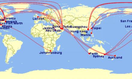 Los vuelos más largos del mundo
