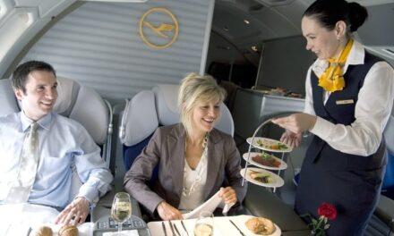 Lufthansa y la gastronomía española