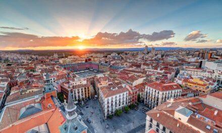Madrid, una de las grandes capitales