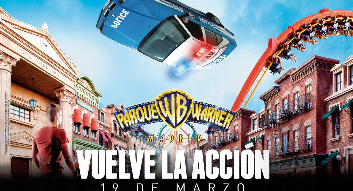 Madrid y el Parque Warner te esperan