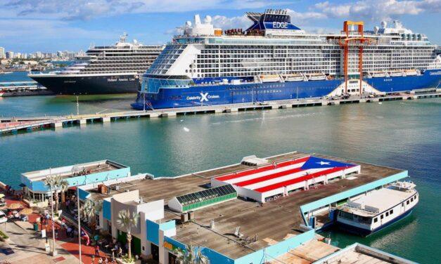 Más cruceros para Puerto Rico