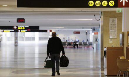 Más de 7.000 vuelos a y hacia Estados Unidos han sido cancelados