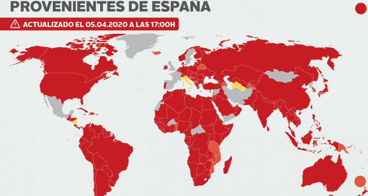 Más seguridad con los datos de los viajeros españoles en Estados Unidos