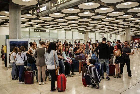 Nueva huelga de facturación de maletas