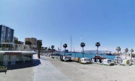Nuevas tasas para el puerto de Málaga