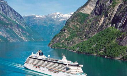 Oferta de crucero por los fiordos noruegos