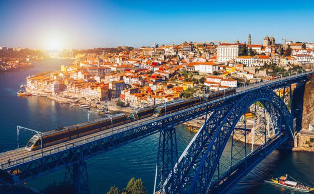 Oporto, destino ideal para unas vacaciones