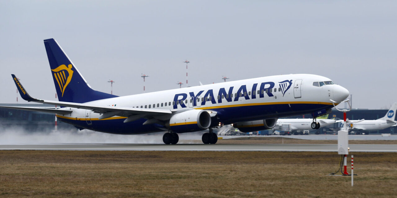 Otra vez Ryanair