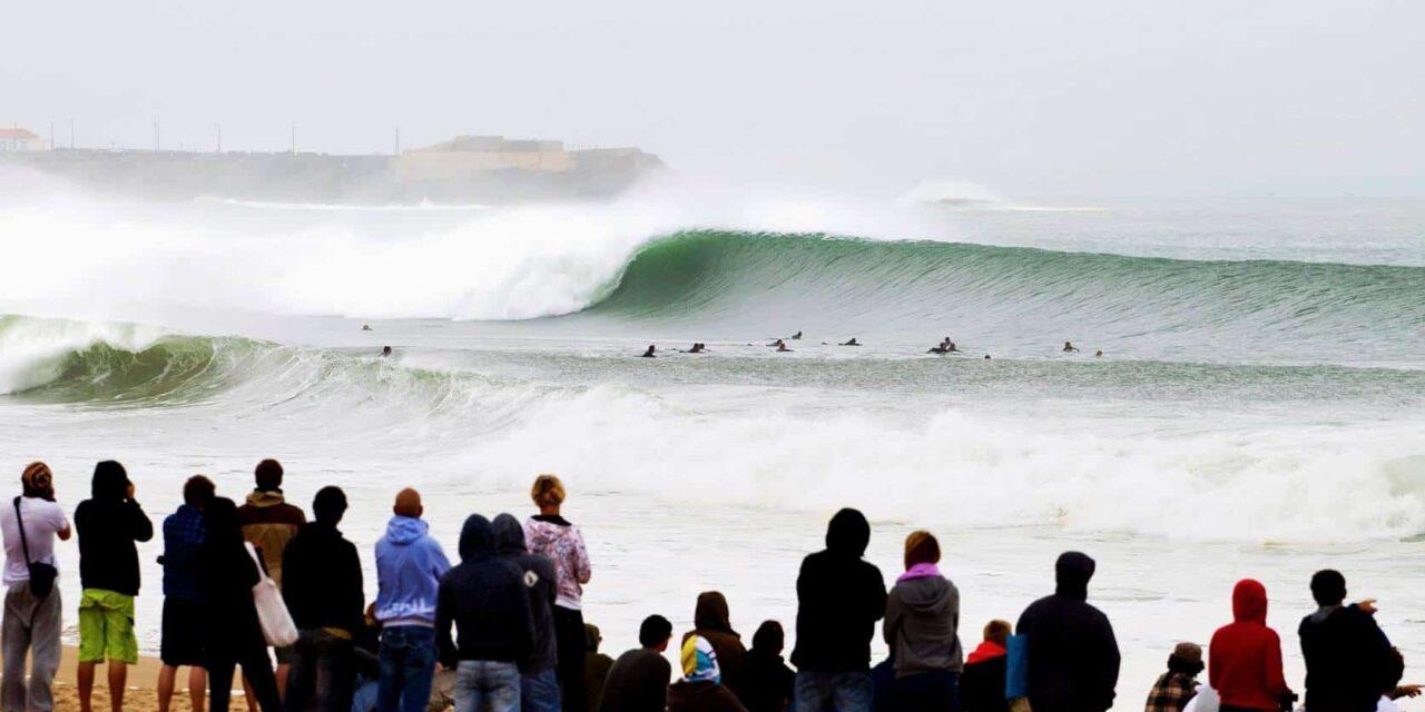 Peniche, capital mundial del surf