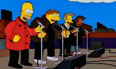 Persiguiendo a los Beatles por Liverpool