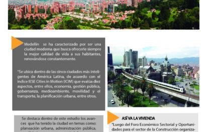 ¿Por qué adquirir una vivienda en Medellín?