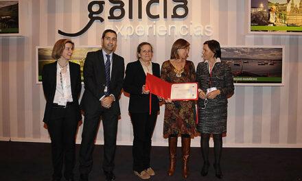 Premio para el Camino de Santiago en Fitur