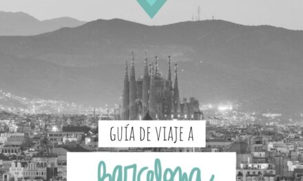 Prepara tu escapada a Barcelona