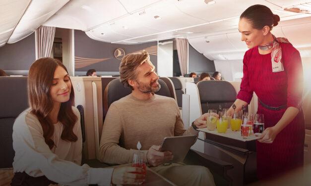 Promoción para la Business Class de Turkish Airlines