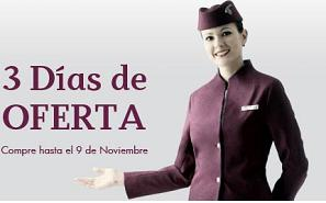 Qatar Airways y su oferta global de tres días