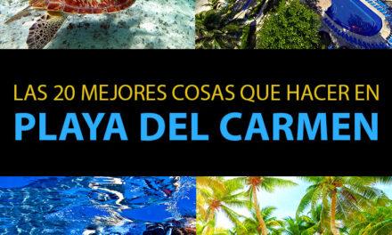 Qué visitar en Playa del Carmen