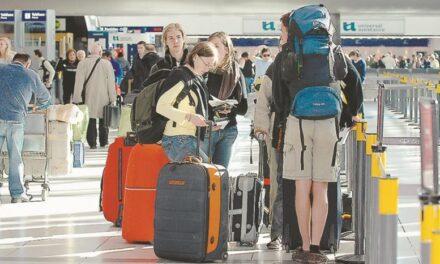 Récord de turistas extranjeros en enero
