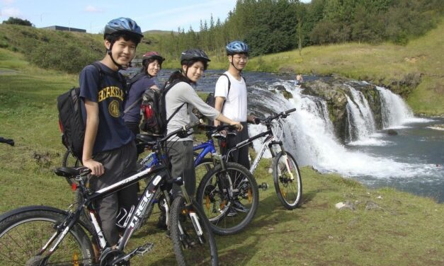 Recorrer Islandia en bicicleta