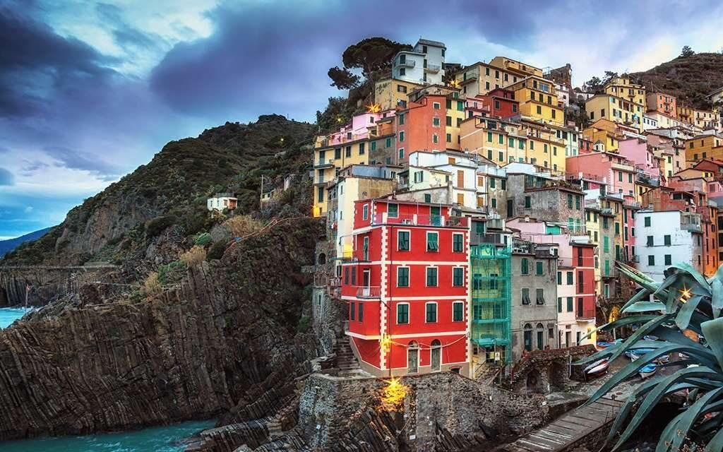 Rincones misteriosos de Italia
