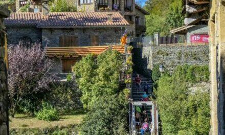 Rupit i Pruit. Un pueblo que debes visitar si vas a Barcelona