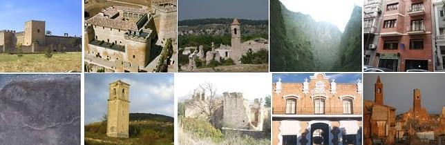 Ruta del misterio en España