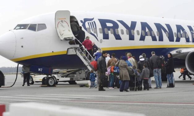 Ryanair bate récords de ganancias
