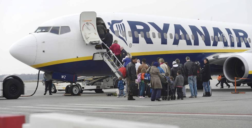 Ryanair bate récords de ganancias