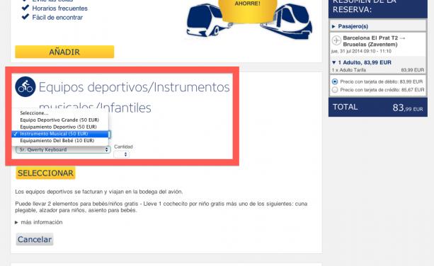 Ryanair subirá precios si finalmente se aplican las nuevas tasas aeroportuarias