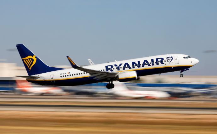 Ryanair vuelve a sufrir otro percance en pleno vuelo
